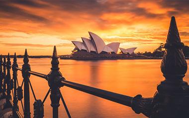 柳橙网专家团澳洲名校之旅 带你零距离接触世界名校