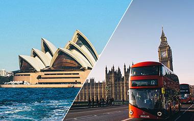 柳橙网战略收购英国UKEAS 英澳留学全面开启院校直通模式