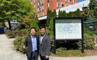 柳橙国际CEO出访新西兰,访问新西兰知名院校(一)